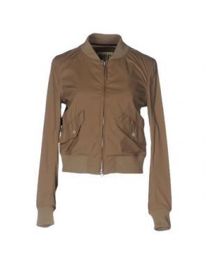 Куртка BPD BE PROUD OF THIS DRESS. Цвет: песочный