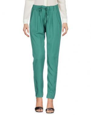 Повседневные брюки MAGILLA. Цвет: зеленый