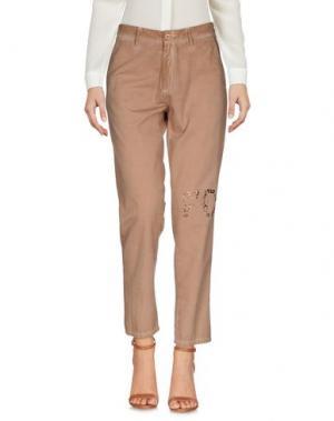 Повседневные брюки FOUDESIR. Цвет: хаки