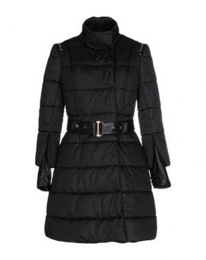 Куртка EUREKA. Цвет: черный