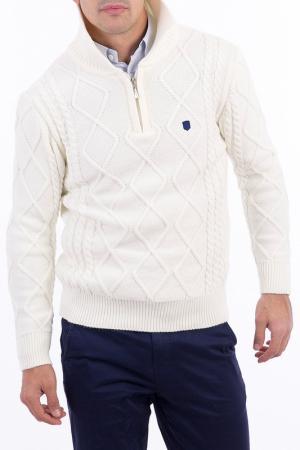 Джемпер POLO CLUB С.H.A.. Цвет: белый
