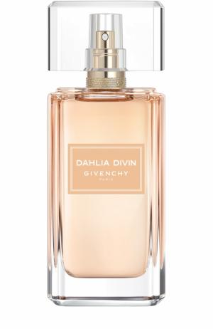 Парфюмерная вода Dahlia Divin Nude Givenchy. Цвет: бесцветный