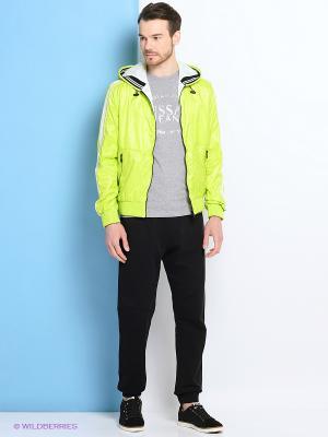 Куртка Trussardi. Цвет: светло-желтый