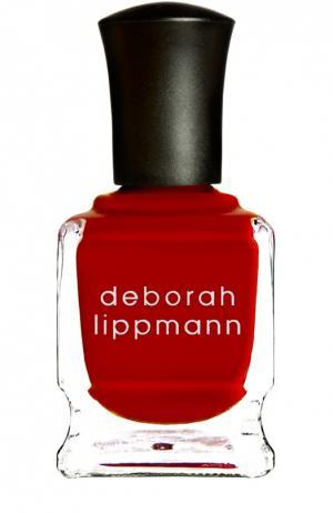 Лак для ногтей Respect Deborah Lippmann. Цвет: бесцветный