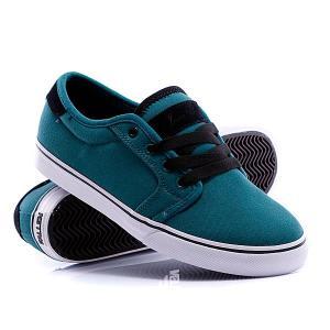 Кеды кроссовки  Forte Harbor Blue/Black Fallen. Цвет: зеленый