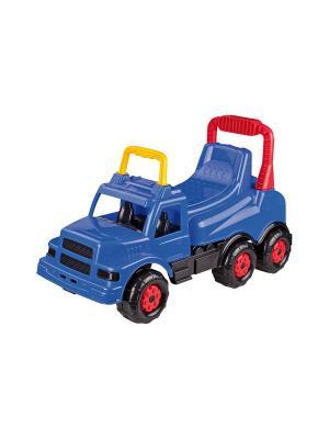 Машинка Веселые Гонки (Синий) Альтернатива. Цвет: черный, синий