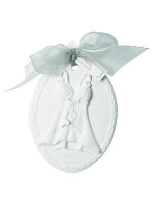 Ароматические украшения Медальон Ночная рубашка, аромат Цветочное Кружево Mathilde M. Цвет: белый