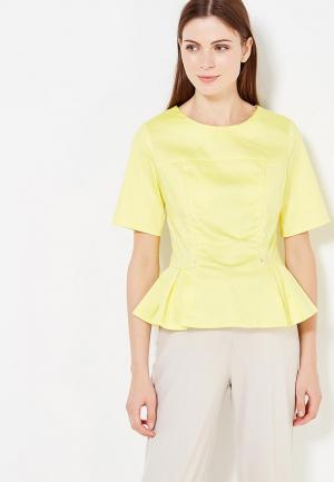 Блуза MilkyMama. Цвет: желтый