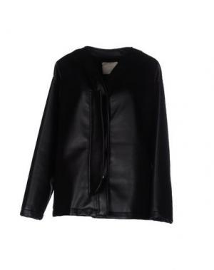 Куртка TROU AUX BICHES. Цвет: черный