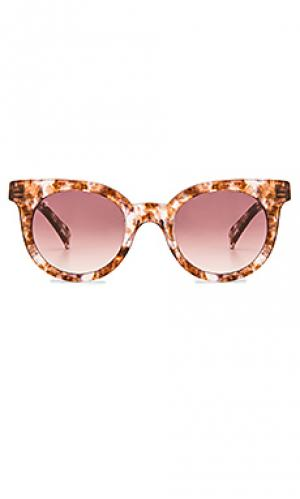 Солнцезащитные очки arkin RAEN. Цвет: розовый