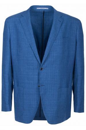 Пиджак Cantarelli. Цвет: синий