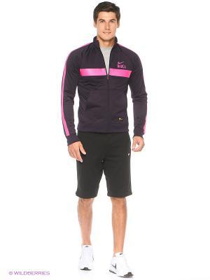 Толстовка FCB M NSW JKT PK CRE Nike. Цвет: фиолетовый, розовый