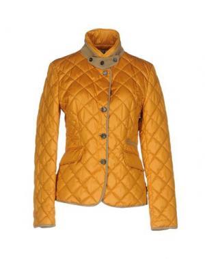 Куртка MABRUN. Цвет: охра