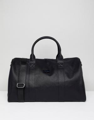 Peter Werth Черная сумка. Цвет: черный