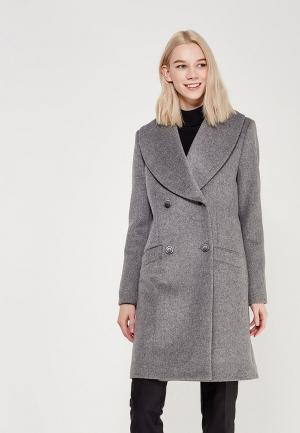 Пальто Ksenia Knyazeva. Цвет: серый