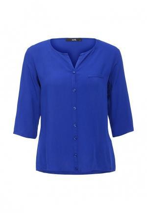 Блуза adL. Цвет: синий