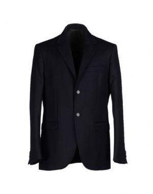 Пиджак MM BY MARIOMATTEO. Цвет: темно-синий