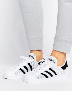 Adidas Кроссовки Superstar 80s. Цвет: белый