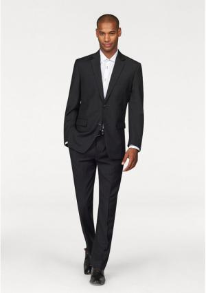 Пиджак Class International. Цвет: темно-серый, черный