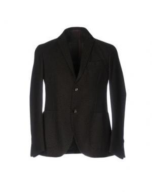 Пиджак MASSIMO REBECCHI. Цвет: темно-коричневый