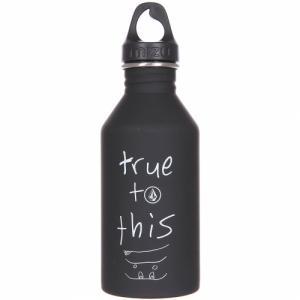 Бутылка Для Воды MIZU. Цвет: st black w white print