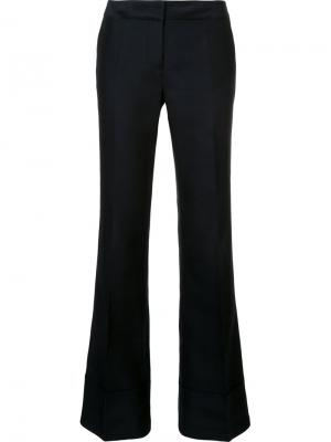 Расклешенные брюки Co. Цвет: чёрный