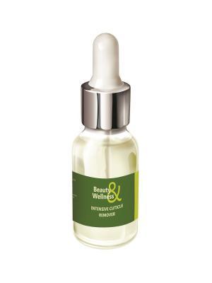 Жидкость для удаления кутикулы,15 мл RuNail Professional 474. Цвет: белый