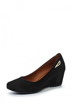 Туфли Bigtora. Цвет: черный