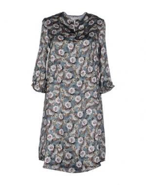 Короткое платье ROSAMUNDA. Цвет: цвет морской волны