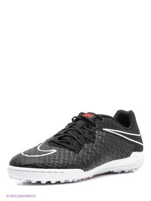 Шиповки HYPERVENOMX FINALE TF Nike. Цвет: черный
