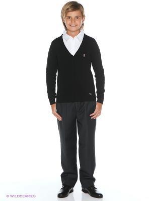 Пуловер SILVER SPOON. Цвет: черный