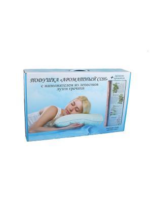 Набор в коробке Ароматный сон 40х60 SMART-TEXTILE. Цвет: сиреневый