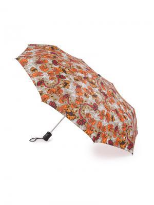 Зонт Автомат Fulton. Цвет: оранжевый
