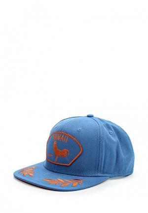 Бейсболка Goorin Brothers. Цвет: голубой