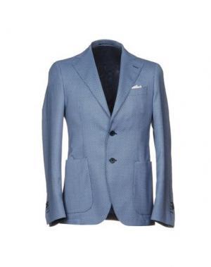 Пиджак NARDELLI. Цвет: лазурный