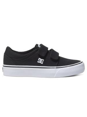 Кеды DC Shoes. Цвет: черный, белый