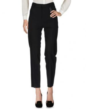Повседневные брюки NICOMEDE TALAVERA. Цвет: черный