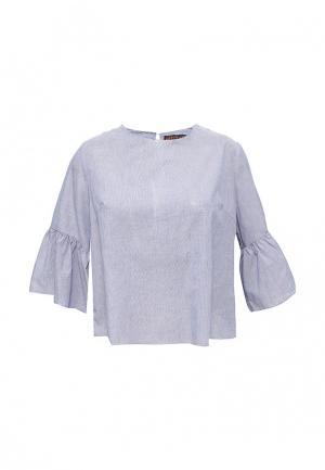 Блуза QED London. Цвет: голубой