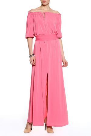 Платье Alina Assi. Цвет: коралловый