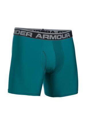 Трусы Under Armour. Цвет: зеленый