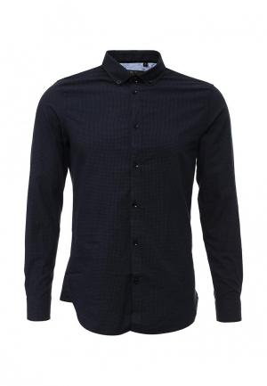Рубашка Warren Webber. Цвет: синий