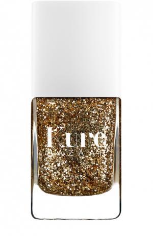 Лак для ногтей с блестками Vegas Kure Bazaar. Цвет: бесцветный