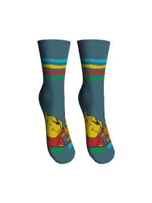 Носки 2 пары Master Socks. Цвет: серо-зеленый