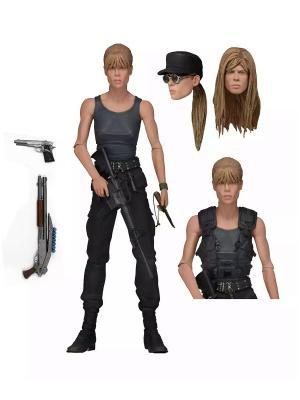 Фигурка Terminator 2 - 7 Action Figure Ultimate Sarah Connor Neca. Цвет: черный, светло-коричневый, темно-серый