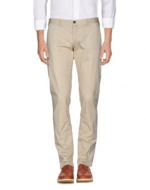 Повседневные брюки VERDERA. Цвет: слоновая кость