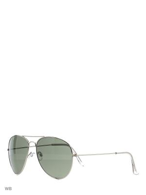 Солнцезащитные очки Modis. Цвет: черный