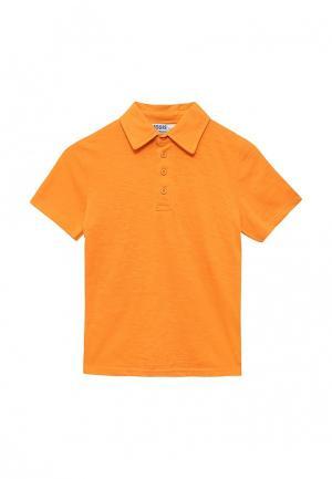 Поло Modis. Цвет: оранжевый
