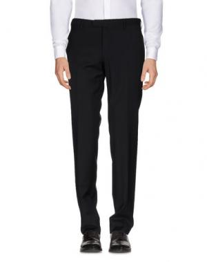 Повседневные брюки ANGELO NARDELLI. Цвет: черный