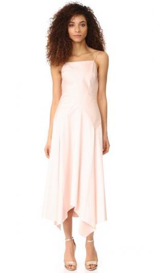 Платье Lizzy Jill Stuart. Цвет: пудровый