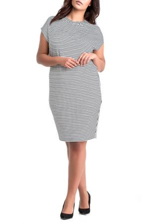 Платье CARMAKOMA. Цвет: белый